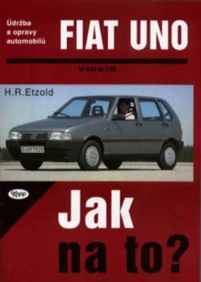 Obrázok Fiat Uno od 9/82 do 7/95