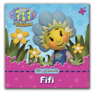 Obrázok Fifi a jej kamaráti - Fifi