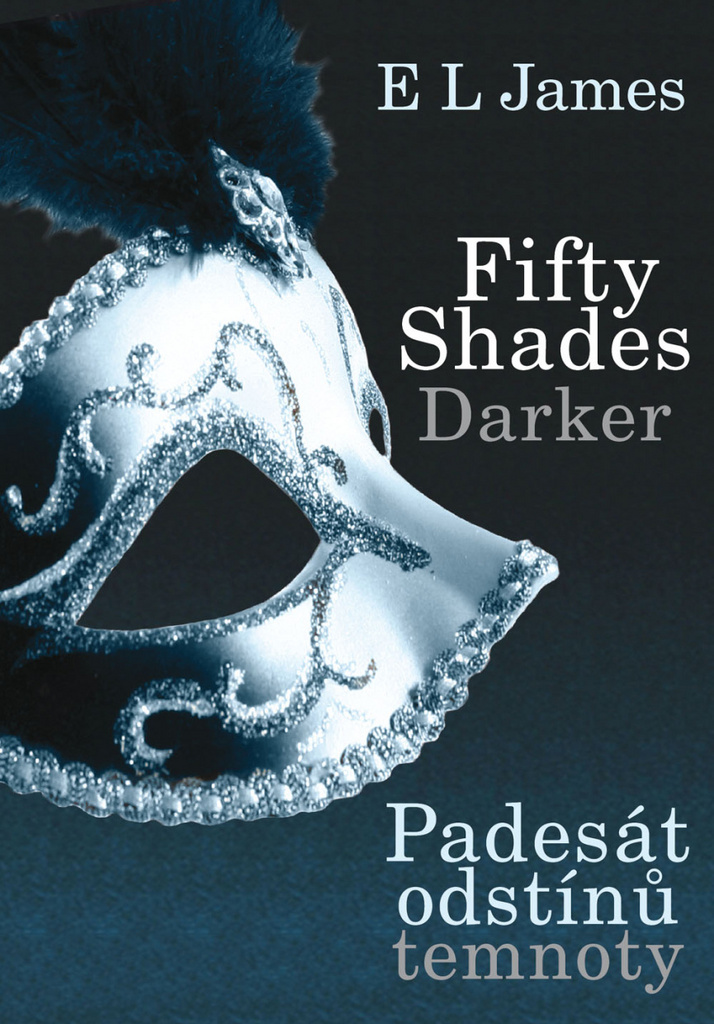 Fifty Shades Darker (Padesát odstínů temnoty) - E L James
