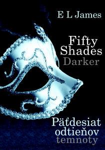 Obrázok Fifty Shades Darker Päťdesiat odtieňov temnoty