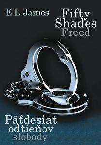 Obrázok Fifty Shades Freed Päťdesiať odtieňov slobody