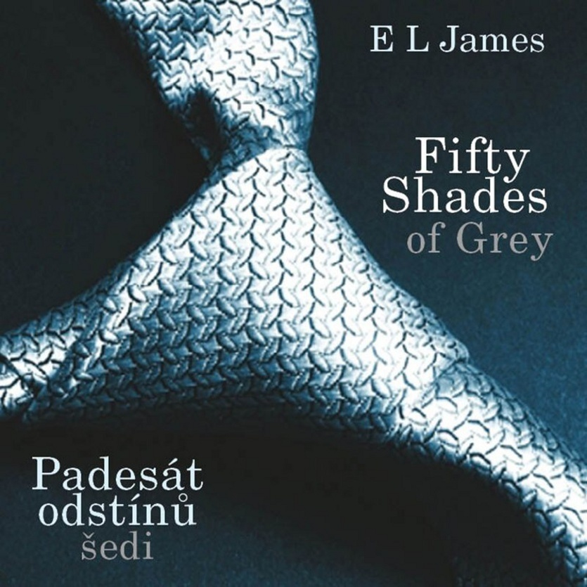 Fifty Shades of Grey (Padesát odstínů šedi) - E L James