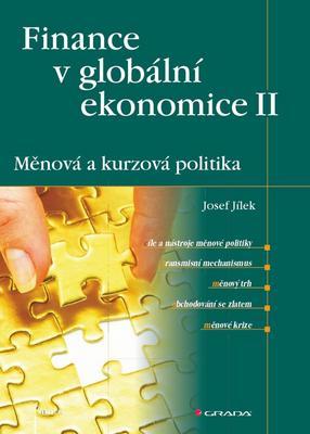 Obrázok Finance v globální ekonomice II