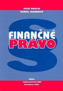 Obrázok Finančné právo