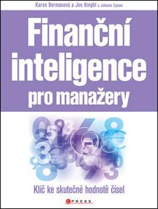 Obrázok Finanční inteligence pro manažery
