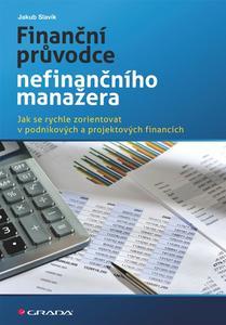 Obrázok Finanční průvodce nefinančního manažera