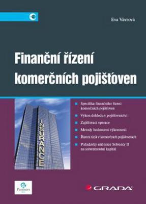 Obrázok Finanční řízení komerčních pojišťoven