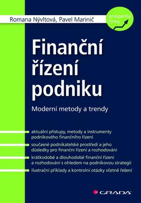 Obrázok Finanční řízení podniku