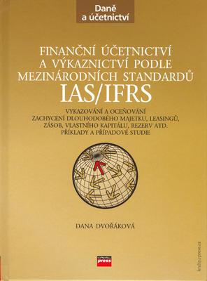 Obrázok Finanční účetnictví a výkaznictví podle mezinárodních standardů IAS/IFRS