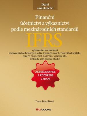 Obrázok Finanční účetnictví a výkaznictví podle mezinárodních standardů IFRS