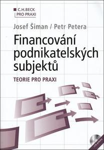 Obrázok Financování podnikatelských subjektů + CD
