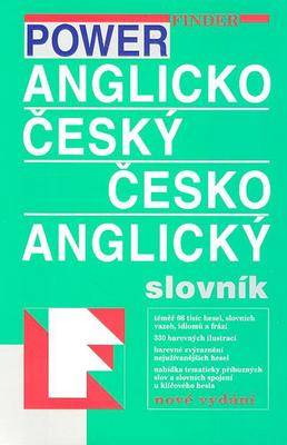Obrázok FIN Anglicko český Česko anglická slovník Power