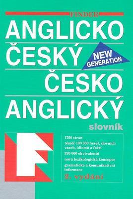 Obrázok FIN Anglicko český česko anglický slovník New generation
