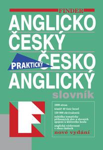 Obrázok FIN Anglicko český česko anglický slovník Praktický