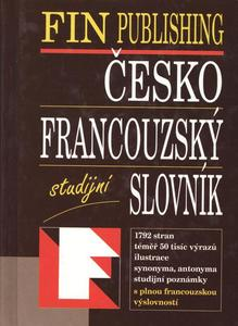 Obrázok FIN Č-F slovník studijní váz.