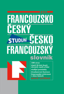 Obrázok FIN Francouzsko český česko francouzský slovník Studijní