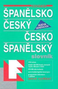 Obrázok FIN Španělsko český-česko  španělský slovník Nueva generation