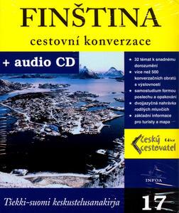 Obrázok Finština cestovní konverzace + CD