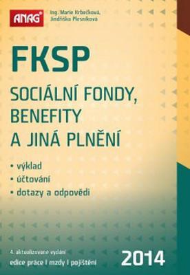Obrázok FKSP, sociální fondy, benefity a jiná plnění 2014