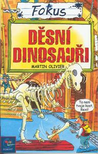 Obrázok Fokus - Děsní Dinosauři