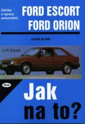 Obrázok Ford Escort, Ford Orion od 8/80 do 8/90