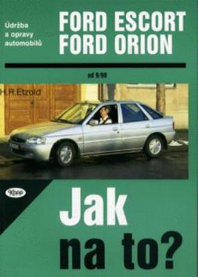 Obrázok Ford Escort, Ford Orion od 9/90