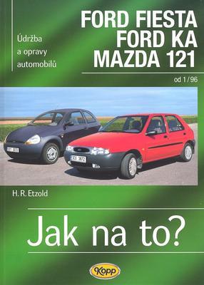 Obrázok Ford Fiesta, Ford Ka, Mazda 121 od 1/96