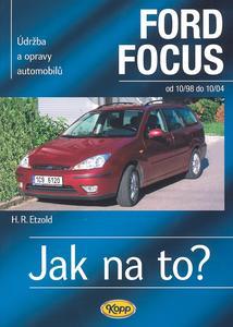 Obrázok Ford Focus 10/98 - 10/04