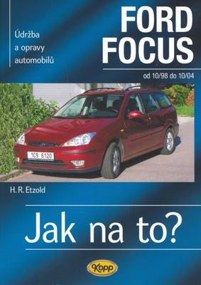 Obrázok Ford Focus od 10/98 do 10/04