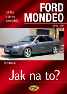 Obrázok Ford Mondeo od11/00 do 4/07