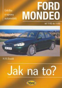 Obrázok Ford Mondeo od 11/92 do 11/00