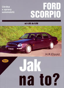 Obrázok Ford Scorpio od 4/85 do 6/98