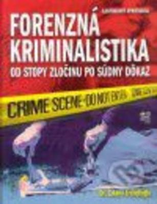 Obrázok Forenzná kriminalistika