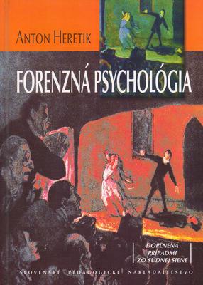 Obrázok Forenzná psychológia
