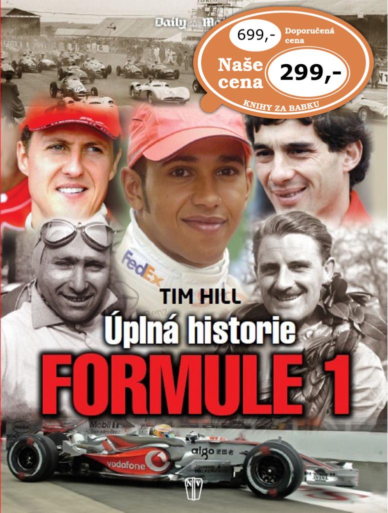 Formule 1 Úplná historie - Tim Hill