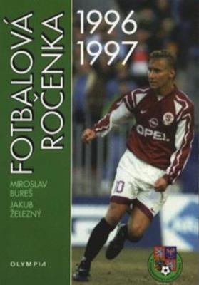 Obrázok Fotbalová ročenka 1996