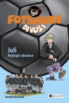 Fotbaloví divoši Juli Nejlepší obránce