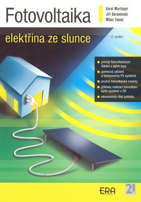 Obrázok Fotovoltaika. Elektřina ze slunce
