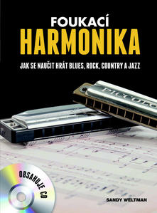 Obrázok Foukací harmonika