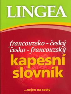 Obrázok Francouzsko-český česko-francouzský kapesní slovník