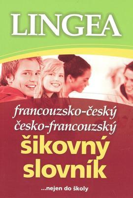 Obrázok Francouzsko-český česko-francouzský šikovný slovník