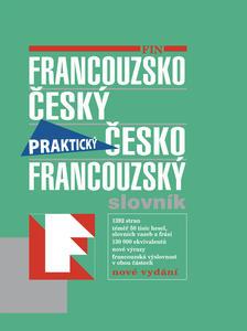 Obrázok Francouzsko český česko francouzský slovník Praktický
