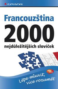 Obrázok Francouzština 2000 nejdůležitějších slovíček