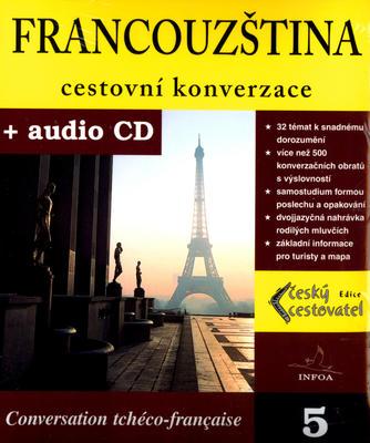 Obrázok Francouzština cestovní konverzace + audio CD