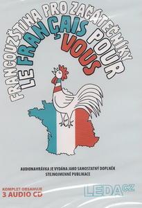Obrázok CD Francouzština pro začátečníky