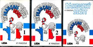 Obrázok Francouzština pro začátečníky 1+2+žákovský sešit