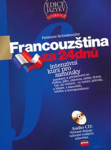 Obrázok Francouzština za 24 dnů