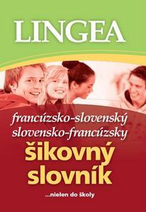 Obrázok Francúzsko-slovenský slovensko-francúzsky šikovný slovník