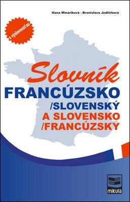 Obrázok Francúzsko-slovenský, slovensko-francúzsky slovník