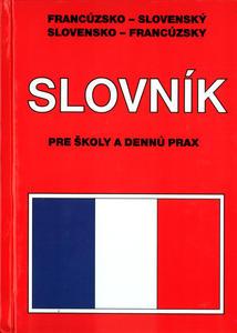 Obrázok Francúzsko-slovenský,slovensko-francúzsky slovník